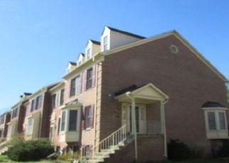 Casa en Remate en Cockeysville 21030 HIDDEN MOSS DR - Identificador: 4272354150