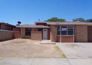 Casa en Remate en El Paso 79924 MORNING GLORY CIR - Identificador: 4277987377