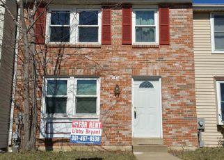 Casa en Remate en Frederick 21702 FAIRFIELD DR - Identificador: 4282396912