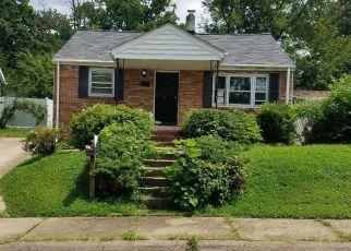 Casa en Remate en Capitol Heights 20743 FERNLEAF AVE - Identificador: 4286819116