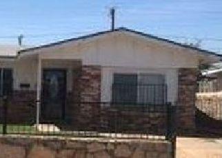 Casa en Remate en El Paso 79924 EDINBURG DR - Identificador: 4287786619