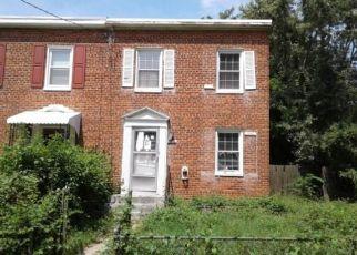 Casa en Remate en Capitol Heights 20743 CARRINGTON CT - Identificador: 4290503804