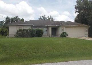 Casa en Remate en North Port 34291 FLORIDA TER - Identificador: 4292530300