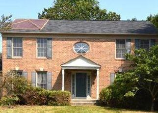 Casa en Remate en Ellicott City 21042 VICTORIA DR - Identificador: 4293827583