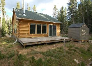 Casa en Remate en Idaho Springs 80452 UPPER FOREST RD - Identificador: 4294025552
