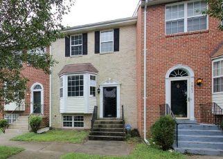 Casa en Remate en Clinton 20735 E BONIWOOD TURN - Identificador: 4295714376