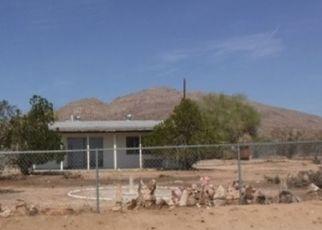 Casa en Remate en Joshua Tree 92252 AVENIDA LA MANANA - Identificador: 4296294696
