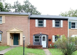 Casa en Remate en Laurel 20708 BOISE RD - Identificador: 4296439218