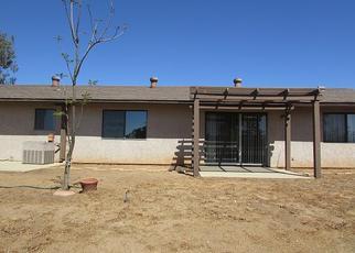 Casa en Remate en Valley Center 92082 TWAIN WAY - Identificador: 4297639266