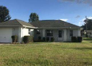 Casa en Remate en Belleview 34420 SE 105TH PL - Identificador: 4297698396