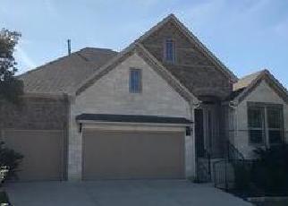 Casa en Remate en Boerne 78015 LESLIES GATE - Identificador: 4303795435