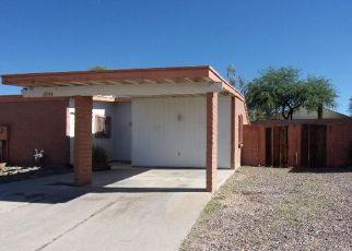 Casa en Remate en Tucson 85741 N NORTHPOINT DR - Identificador: 4315726279