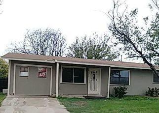 Casa en Remate en Big Spring 79720 MUIR ST - Identificador: 4320405599