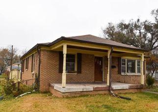 Casa en Remate en Indianapolis 46205 HILLSIDE AVE - Identificador: 4323706610