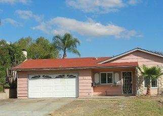 Casa en Remate en Santee 92071 VIA RITA - Identificador: 4325694576