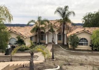 Casa en Remate en Valley Center 92082 WIZARD WAY - Identificador: 4329374427