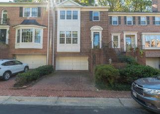 Casa en Remate en Bethesda 20814 MAPLEWOOD PARK CT - Identificador: 4334299899