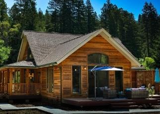 Casa en Remate en Guerneville 95446 ARMSTRONG WOODS RD - Identificador: 4342239472