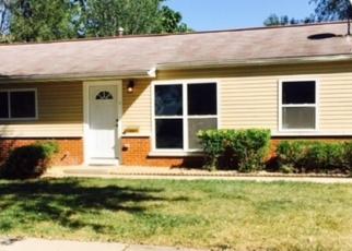 Casa en Remate en Matteson 60443 DARTMOUTH AVE - Identificador: 4342797456