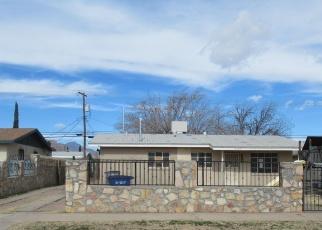 Casa en Remate en El Paso 79904 SIGNAL PEAK PL - Identificador: 4349722257