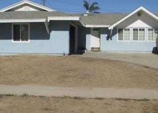 Casa en Remate en Santa Maria 93458 W CRESTON ST - Identificador: 4351202173