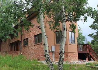 Casa en Remate en Conifer 80433 PLEASANT PARK RD - Identificador: 4360201674