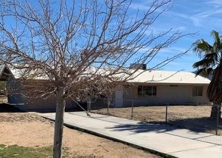 Casa en Remate en Joshua Tree 92252 AVENIDA DEL SOL - Identificador: 4361795907