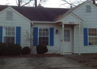 Casa en Remate en Newport News 23608 DEPRIEST DOWNS - Identificador: 4373280445