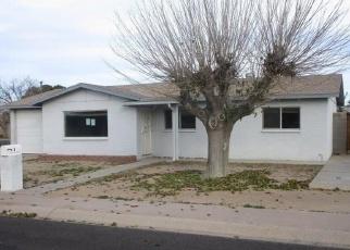 Casa en Remate en Safford 85546 SANTA FE CIR - Identificador: 4373499434