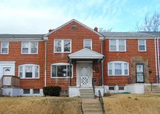 Casa en Remate en Baltimore 21218 OAKRIDGE RD - Identificador: 4388487339