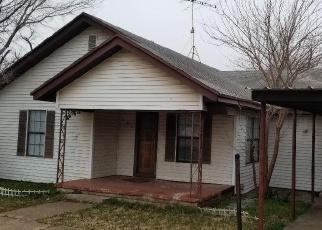 Casa en Remate en Chillicothe 79225 AVENUE H S - Identificador: 4390523936