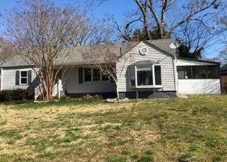Casa en Remate en Newport News 23608 WILLIAMSON PARK DR - Identificador: 4394985565