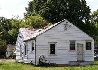 Casa en Remate en Richmond 23224 HALIFAX AVE - Identificador: 4405370810