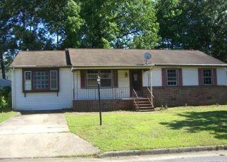 Casa en Remate en Hopewell 23860 SUSSEX DR - Identificador: 4407285627