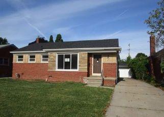 Casa en Remate en Eastpointe 48021 SCHROEDER AVE - Identificador: 4410339620