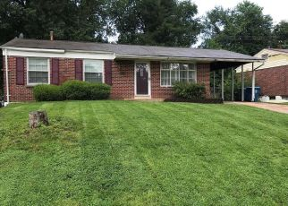 Casa en Remate en Saint Louis 63136 ALLIANCE DR - Identificador: 4411367995
