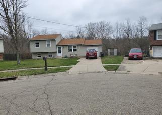 Casa en Remate en Cincinnati 45251 OVERDALE DR - Identificador: 4412083633
