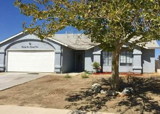 Casa en Remate en Rosamond 93560 THISTLE ST - Identificador: 4429034985