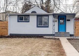 Casa en Remate en Denver 80219 W GILL PL - Identificador: 4441884250