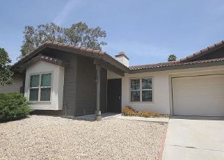 Casa en Remate en Escondido 92026 SUNDOWN GLN - Identificador: 4448124962