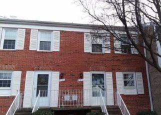Casa en Remate en Centreville 20121 STRASBURG DR - Identificador: 4456415351