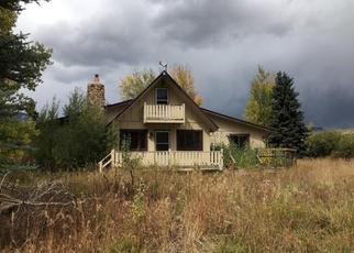Casa en Remate en Crested Butte 81224 LOWER ALLEN RD - Identificador: 4456826168