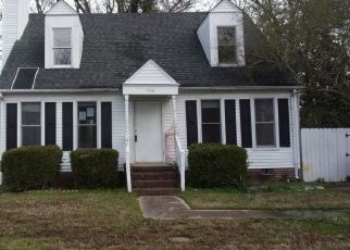 Casa en Remate en Newport News 23601 HARPERSVILLE RD - Identificador: 4460351875
