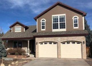 Casa en Remate en Littleton 80129 SPRING HILL CT - Identificador: 4463122488