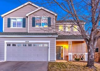 Casa en Remate en Colorado Springs 80922 PONY TRACKS DR - Identificador: 4472167981