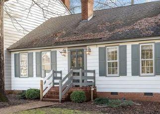 Casa en Remate en Richmond 23233 COACHOUSE LN - Identificador: 4484757534