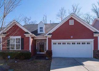 Casa en Remate en Clayton 27520 VERRAZANO PL - Identificador: 4491867156