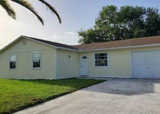 Casa en Remate en Port Saint Lucie 34953 SW NORTH QUICK CIR - Identificador: 4506263363
