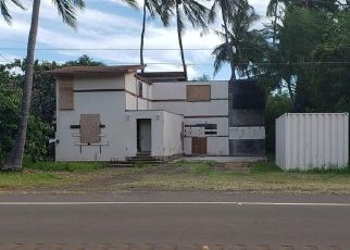 Casa en Remate en Kaunakakai 96748 KAMEHAMEHA V HWY - Identificador: 4507055669