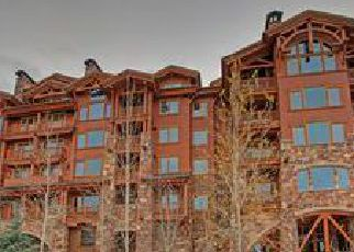 Casa en Remate en Park City 84060 MARSAC AVE - Identificador: 4510722375